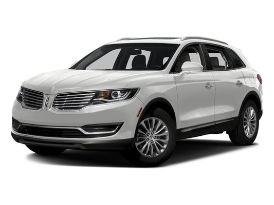 2016 Lincoln Mkt >> 2016 Lincoln Mkx Select