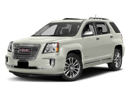 2017 Gmc Terrain Denali In Clarksville Tn Jenkins And Wynne Ford