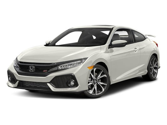 2017 Honda Civic Coupe Si In Clarksville Tn Jenkins And Wynne Ford