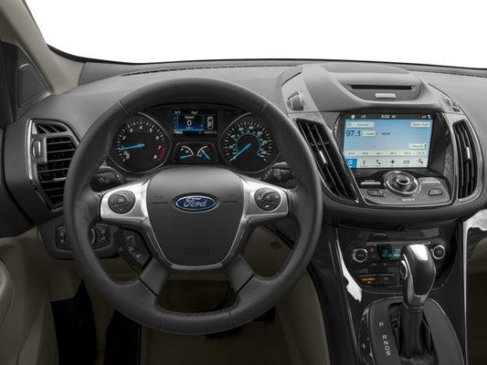 Ford Escape Titanium >> 2016 Ford Escape Titanium