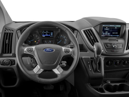 Ford Transit Wagon >> 2017 Ford Transit Wagon Xlt