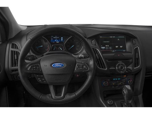 Ford Focus Sedan >> 2018 Ford Focus Se