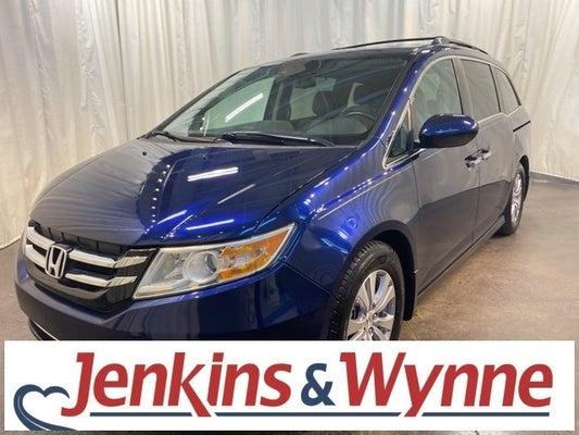 2015 Honda Odyssey Ex L In Clarksville Tn Nashville Honda Odyssey Jenkins And Wynne Ford